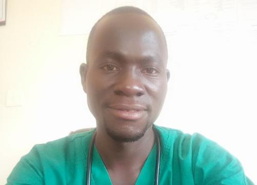 Daniel Anyii - Senior Clinical Officer at KHC